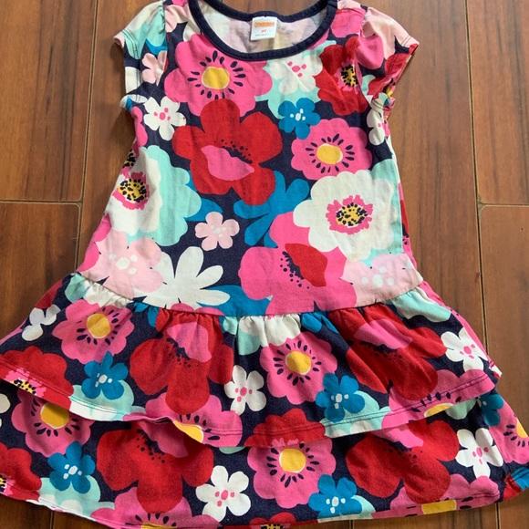 Gymboree Other - Gymboree toddler girls floral ruffle dress